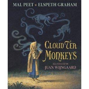 Cloud Monkeys by Mal Peet and Elspeth Graham