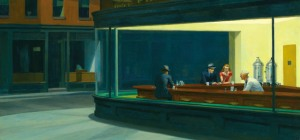 Night Hawks by Edward Hopper